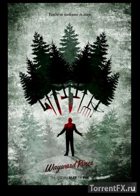 Уэйуорд Пайнс [S01] (2015) WEB-DL