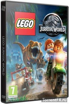LEGO: Мир Юрского периода / LEGO: Jurassic World [Update 1] (2015) RePack от SEYTER