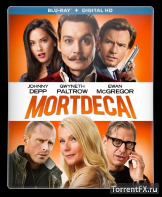Мордекай (2015) HDRip