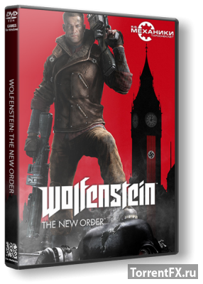 Wolfenstein: The New Order [Update 1] (2014) RePack от R.G. Механики