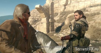 Metal Gear Solid V: The Phantom Pain (2015) PC | Лицензия
