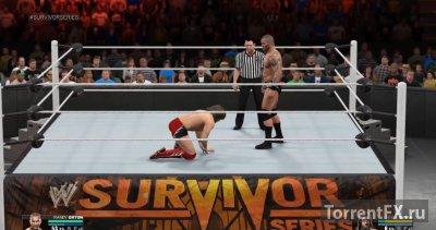 WWE2K15 (2013) RePack от R.G. Element Arts