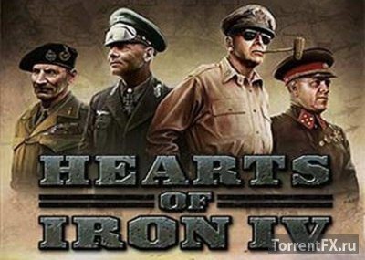 Hearts of Iron IV (2015) | Лицензия