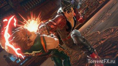 Tekken 7 (2015) | Лицензия