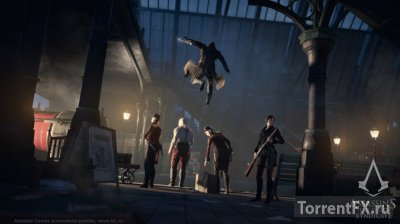 Assassin's Creed: Syndicate (2015) | Лицензия