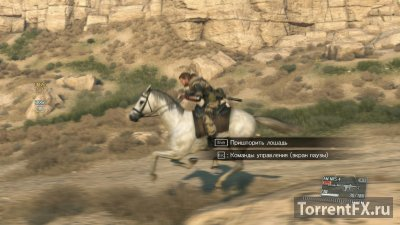 Metal Gear Solid V: The Phantom Pain (2015) RePack от R.G. Steamgames
