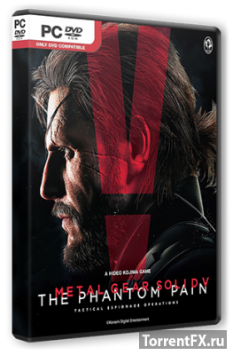 Metal Gear Solid V: The Phantom Pain (2015) RePack �� R.G. Steamgames