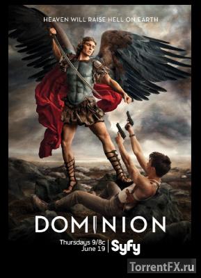 Доминион 1 сезон (2014) WEB-DLRip 720p | LostFilm