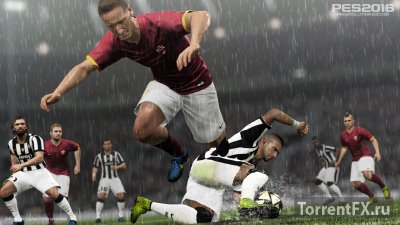 Pro Evolution Soccer 2016 (2015) XBOX360 [FreeBoot]