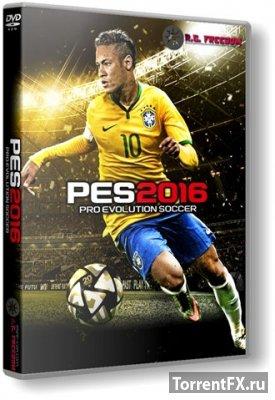 PES 2016 / Pro Evolution Soccer 2016 (2015) RePack от R.G. Freedom