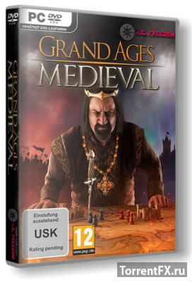 Grand Ages: Mediеval (2015) RePack от R.G. Freedom