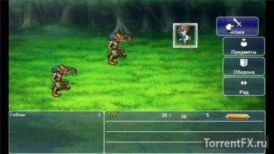 Final Fantasy V (2015) RePack от R.G. Механики