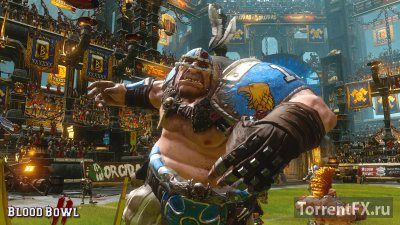 Blood Bowl 2 (2015) RePack от R.G. Механики