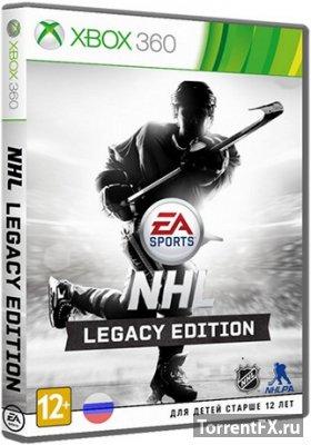 NHL Legacy Edition (2015) XBOX360 [LT+3.0]
