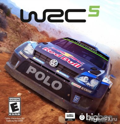 WRC 5: FIA World Rally Championship (2015) Лицензия