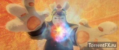 Кунг-фу Кролик: Повелитель огня (2015) WEB-DLRip | iTunes