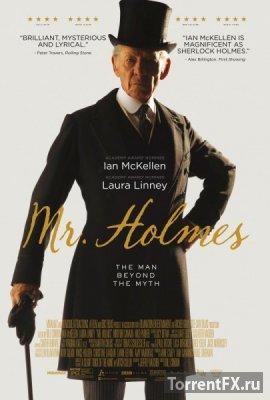 Мистер Холмс (2015) BDRip | L1