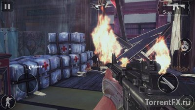 Modern Combat 5: �������� / Blackout (2014) Android