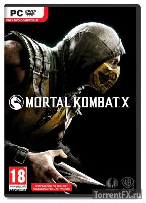 Mortal Kombat X [v1.4.1] (2015) Android