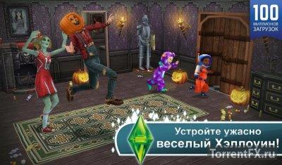 The Sims FreePlay [v5.14.0] (2014) Android