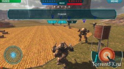 Walking War Robots [v1.0.1 + Mod] (2015) Android