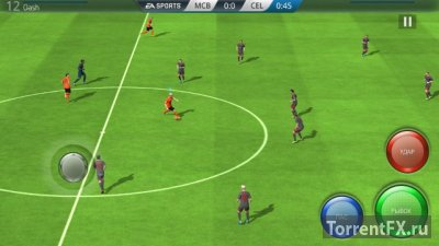 FIFA 16 Ultimate Team [v2.1.106618] (2015) Android