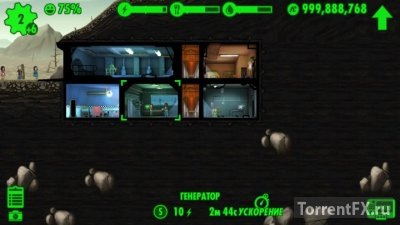 Fallout Shelter [v1.2.1 + Mod] (2015) Android