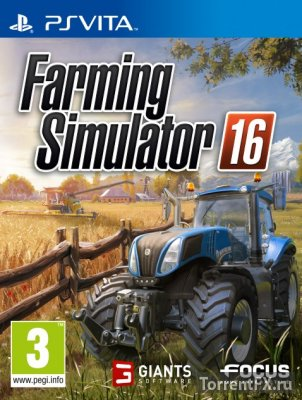 Farming Simulator 16 [v1.0.1.2 + Mod Money] (2015) Android