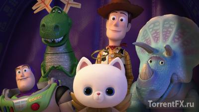История игрушек, забытая временем (2014) BDRip 720p от Leonardo | D