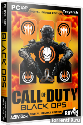 Call of Duty: Black Ops 3 (2015 / Update 3) RePack от xatab