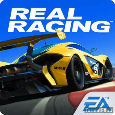 Real Racing 3 [v3.7.1 + Mod] (2013) Android