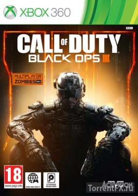 Call of Duty: Black Ops 3 (2015) Xbox360 [LT+3.0]