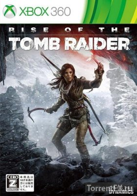 Rise of the Tomb Raider (2015/RUS) Xbox360 [LT+ 1.9]