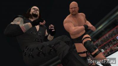 WWE 2K16 (2015) Xbox360