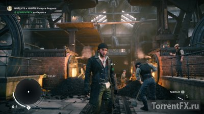 Assassin's Creed: Syndicate (2015/RUS/Update 4) RePack от xatab