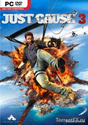 Just Cause 3 (2015) Лицензия | Без таблетки