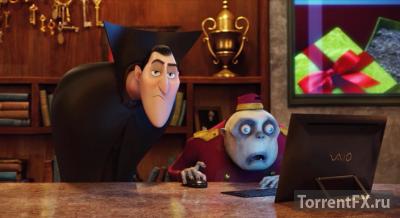 Монстры на каникулах 2 (2015) HDTVRip | Чистый звук