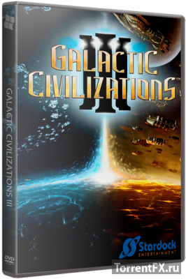 Galactic Civilizations III [v 1.50 + 6 DLC] (2015) PC | RePack от xatab