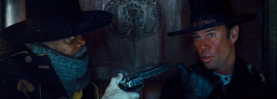Омерзительная восьмерка (2015) DVDScr