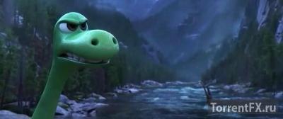 Хороший динозавр (2015) WEBRip