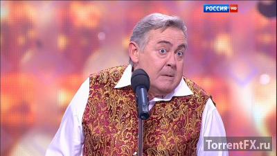 Новогодний парад звезд (2015) HDTV 1080i