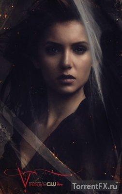 Дневники вампира 7 сезон 10,11,12 серия (2016) WEB-DLRip