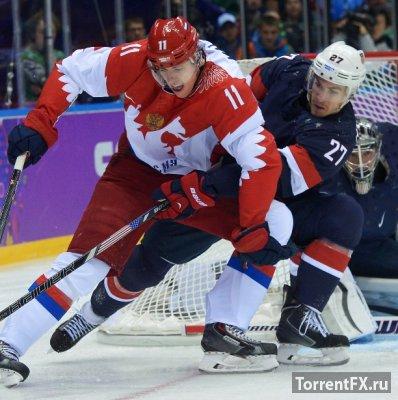 Россия – США, хоккей 4 Января 2016 прямая трансляция онлайн