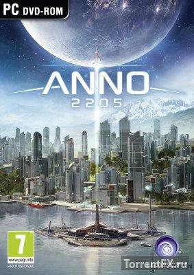 Anno 2205 (2015) RePack от xatab