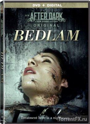 Психбольница Бедлам (2015) DVDRip | L1