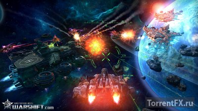 WARSHIFT (2015) PC | BETA