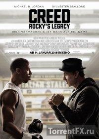 Крид: Наследие Рокки (2015) DVDScr | Звук с TS