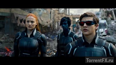 Люди Икс: Апокалипсис (2016) WEBRip