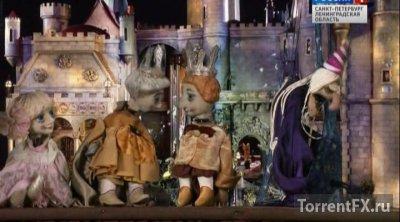 Заколдованный театр. Новогодняя сказка. (2016) SATRip