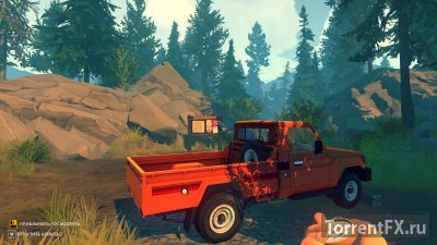 Firewatch (2016/Update 1) RePack от xatab